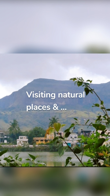 Visiting natural places & ...
